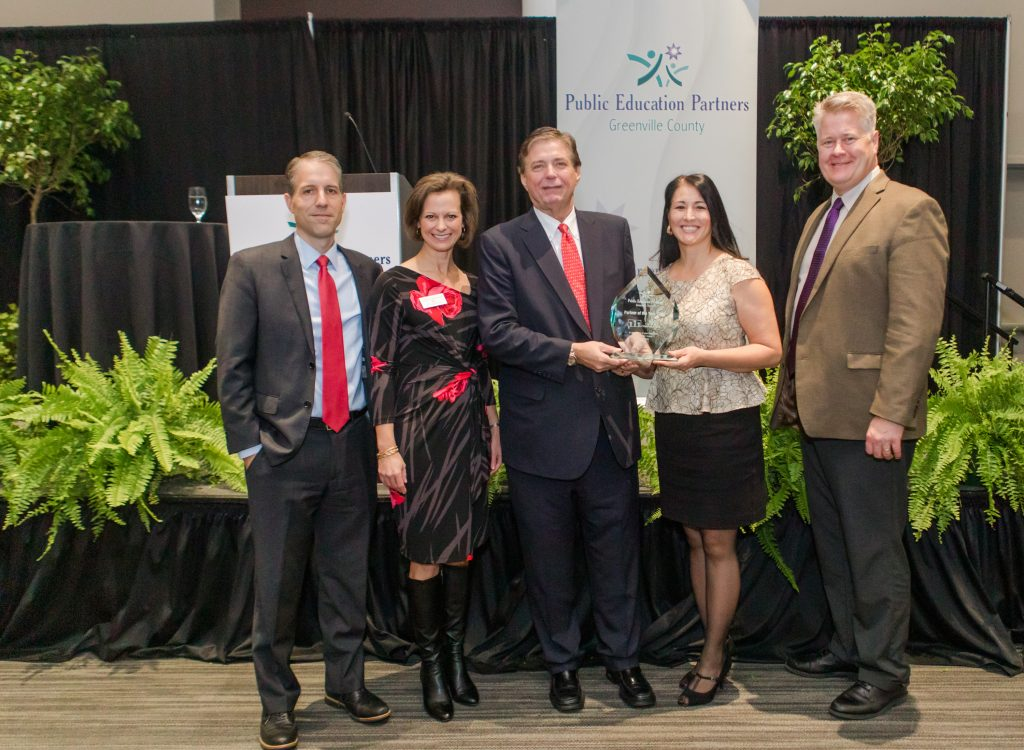 The Capital Corporation Named Partner of the Year